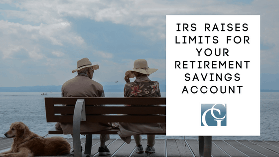 Higher Retirement Savings Account Limits for 2018