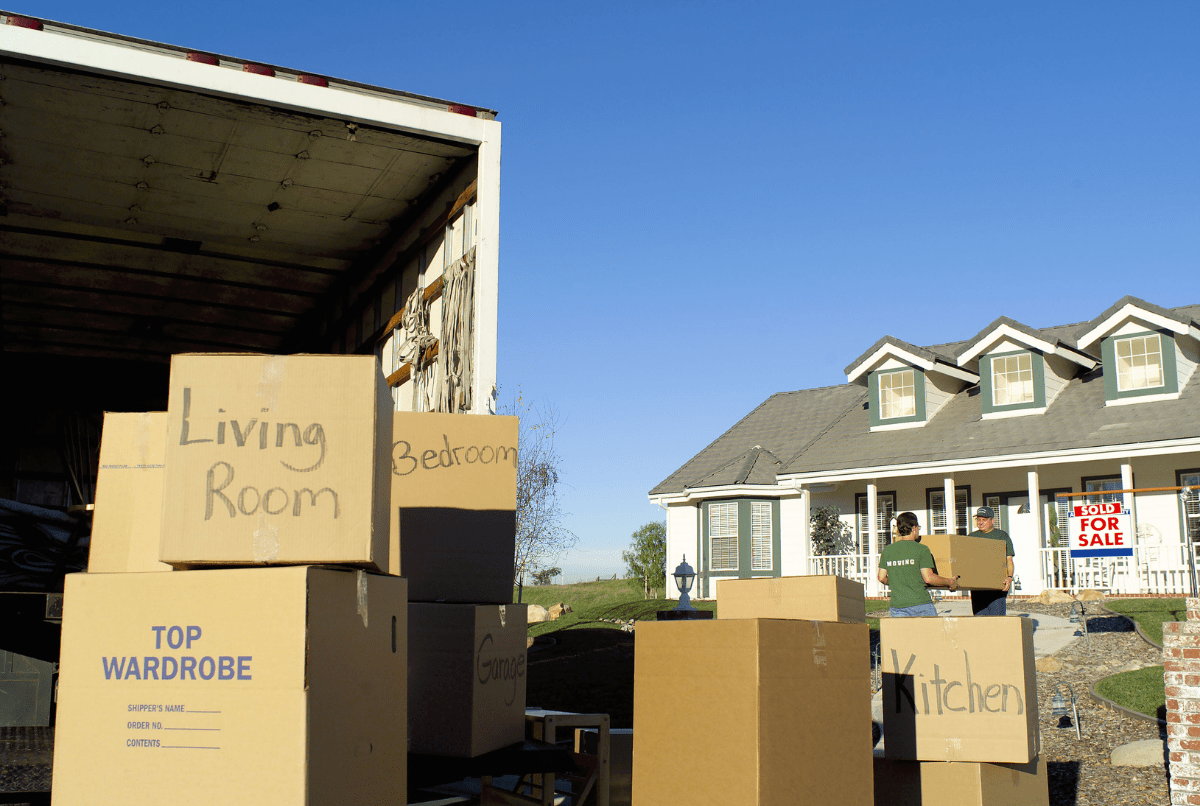Are moving expenses tax-deductible?