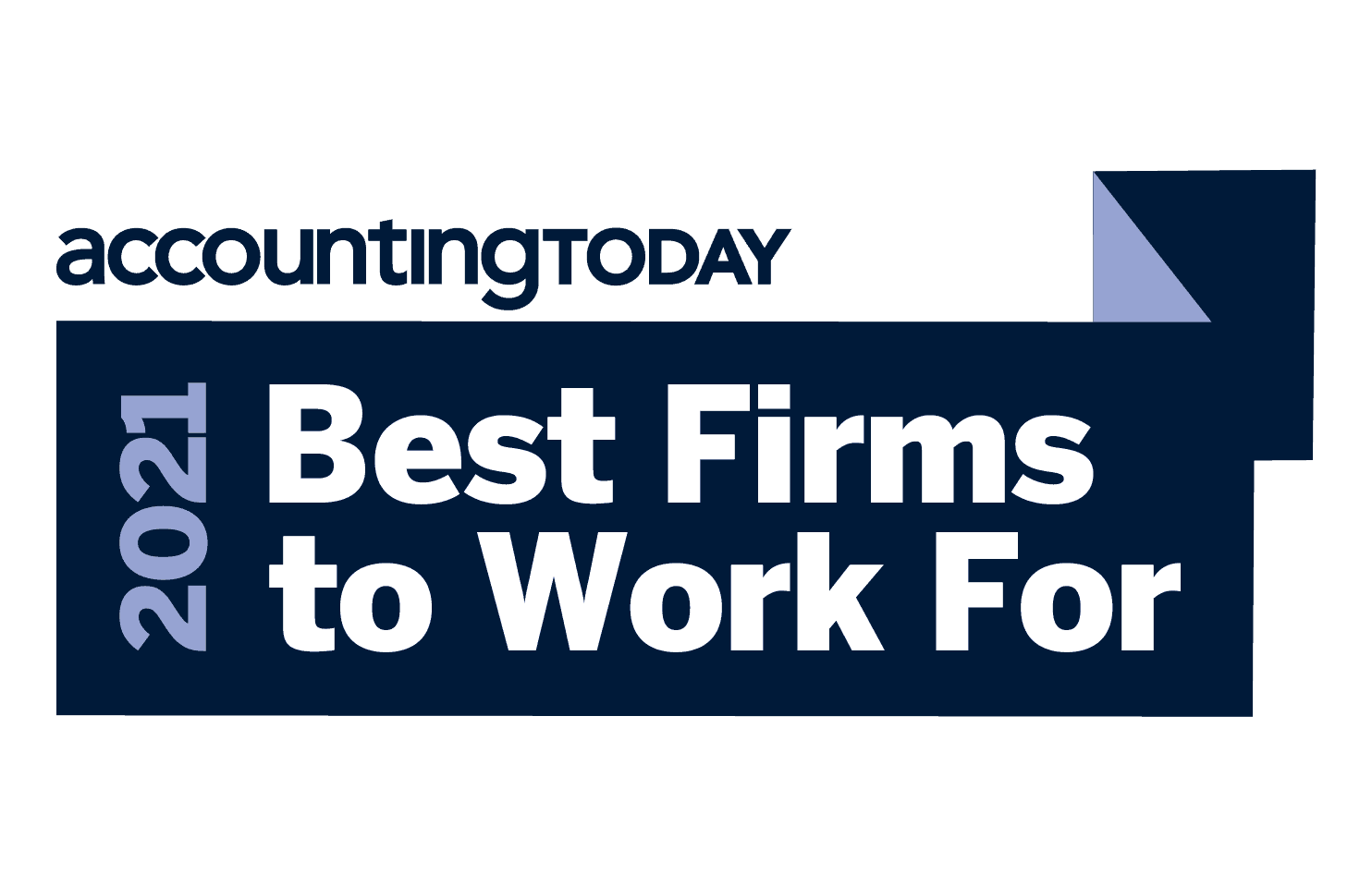 2021 Accounting Today best places to work for